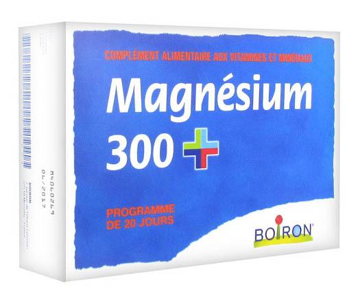 stress magné b6