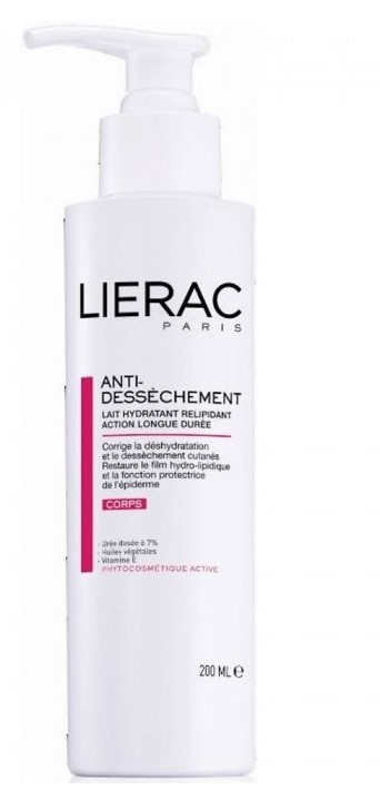 lierac-anti-dessechement-lait-hydratant-200ml